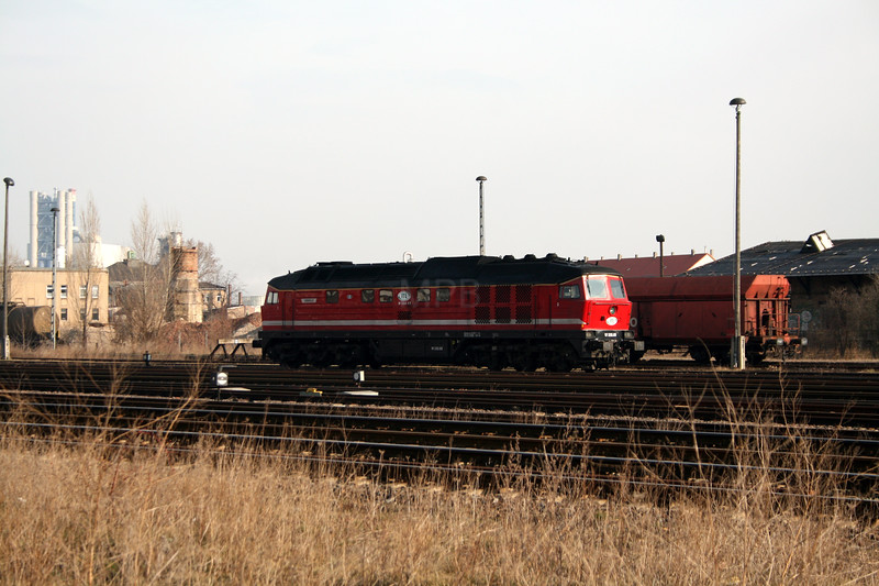 ITL, 232 03 at Bernburg on 9th Mach 2008