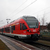 427 502 at Lietzow (Rugen) on 6th March 2008