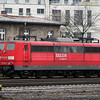 151 079 at Frankfurt (oder) on 3rd March 2008
