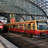 481 459 at Berlin Hbf on 10th March 2008