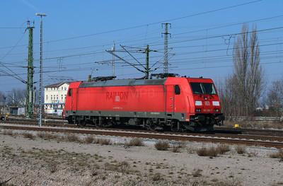 185 298 (91 80 6185 298-7 D-DB) at Erfurt Hbf Depot on 18th March 2016 (3)