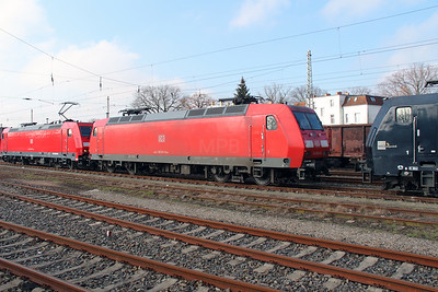 145 041 (91 80 6145 041-0 D-DB) at Konigs Wusterhausen on 16th March 2016