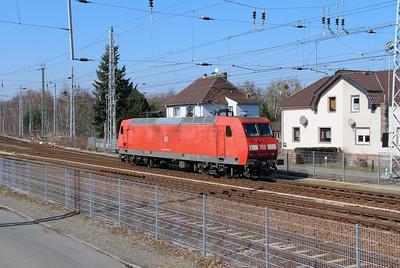145 070 (91 80 6145 070-9 D-DB) at Hosena on 16th March 2016 (6)
