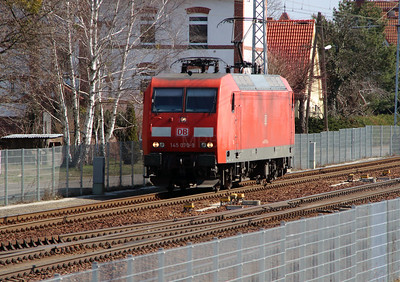 145 070 (91 80 6145 070-9 D-DB) at Hosena on 16th March 2016 (2)