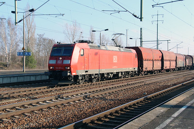 185 073 (91 80 6185 073-4 D-DB) at Berlin Schonefeld Flughafen on 16th March 2016 (1)