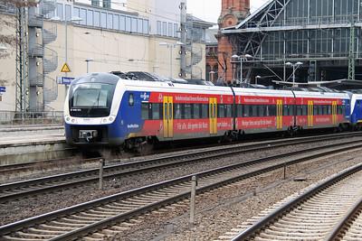 NWB, ET440 331 (94 80 0440 331-7 D-NWB) at Bremen Hbf on 21st March 2016 (2)