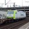 CAPTRAIN, 185 543 (91 80 6185 543-6 D-CTD) at Hamburg Harburg on 23rd March 2016 (6)