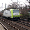 CAPTRAIN, 185 543 (91 80 6185 543-6 D-CTD) at Hamburg Harburg on 23rd March 2016 (5)