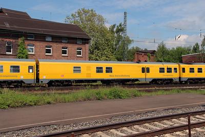 99 80 9529 001-6 D-DB at Minden (Westfalen) on 19th May 2014
