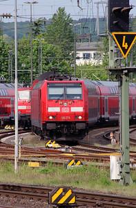 146 274 at Aachen Hbf on 10th May 2016