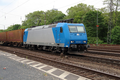 Cross Rail, 185 526 (91 80 6185 526-1 D-XRAIL) at Koln West on 17th May 2016 (3)