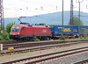 OBB, 1116 111 (91 81 1116 111-6 A-OBB) at Gemunden (Main) on 13th May 2016 (2)