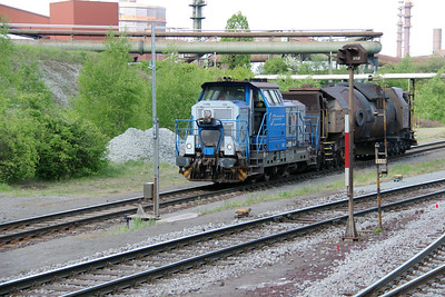 VPS, 605 (98 80 0650 005-8 D-VPS) at Salzgitterutte Hutte on 15th May 2016 (2)