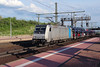 Railpool, 185 677 (91 80 6185 677-2 D-Rpool) at Kassel Wilhelmshohe on 13th May 2016 (3)