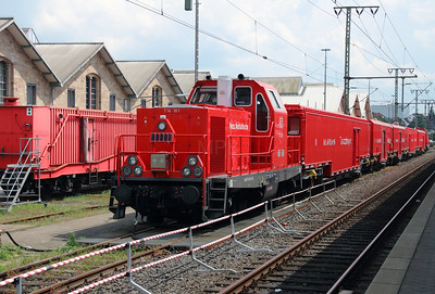 714 101 (99 80 9170 001-8 D-DB) at Fulda on 13th May 2016 (1)