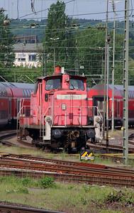 363 651 at Aachen Hbf on 18th May 2016 (3)