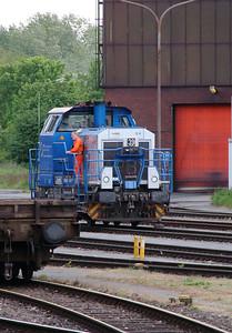 VPS, 630 (98 80 0650 030-6 D-VPS) at Salzgitterutte Walzwerke on 15th May 2016 (3)