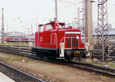 363 661 at Munich HBF on 14th October 2003