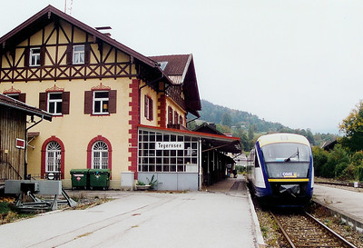 OME, VT602 at Tegernsee on 13th October 2003