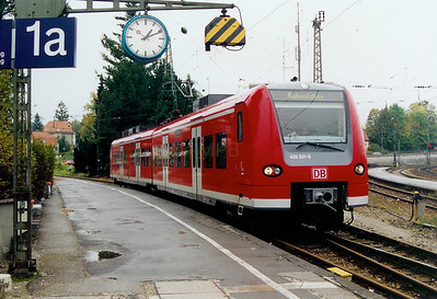 426 531 at Traunstein on 12th October 2003