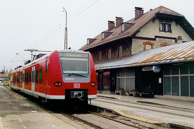426 531 at Ruhpolding on 12th October 2003