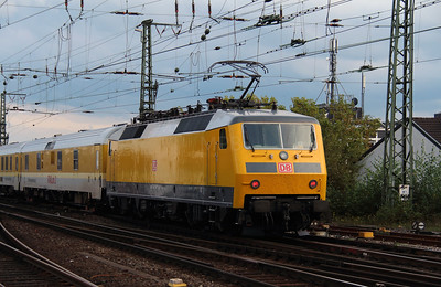 120 160 (91 80 6120 160-7 D-DB) at Aachen Hbf on 6th October 2014 (3)