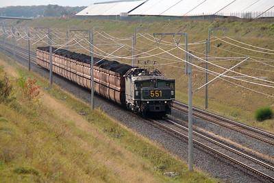 RWE, 551 at Buir on 6th October 2014 (3)