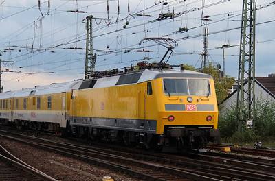 120 160 (91 80 6120 160-7 D-DB) at Aachen Hbf on 6th October 2014 (2)