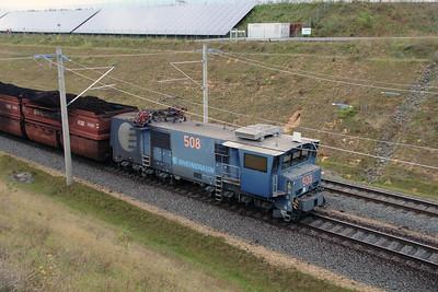 RWE, 508 at Buir on 6th October 2014 (6)