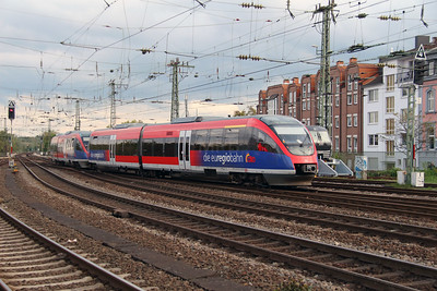 643 216 (95 80 0643 216-4 D-DB) at Aachen Hbf on 6th October 2014 (2)