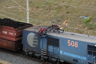 RWE, 508 at Buir on 6th October 2014