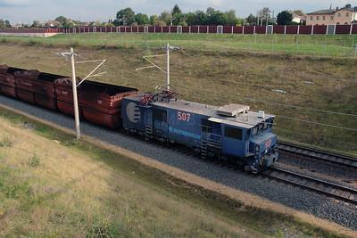 RWE, 507 at Buir on 6th October 2014 (9)