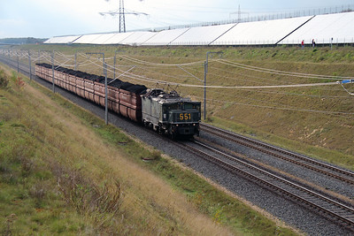 RWE, 551 at Buir on 6th October 2014 (6)