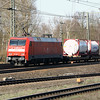 152 009 (91 80 6152 009-7 D-DB) at Meckelfeld on 22nd March 2017 (3)