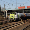 Captrain, 650 089 (98 80 0650 089-2 D-CTP) at Hamburg Harburg on 22nd March 2017 (1)