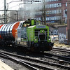 Captrain, 650 089 (98 80 0650 089-2 D-CTP) at Hamburg Harburg on 22nd March 2017 (9)