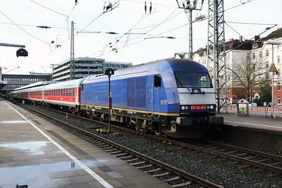 Beacon Rail, ER20 001 (92 80 1223 001-9 D-BRLL) at Hamburg Altona on 21st March 2017 (4)
