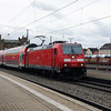 146 257 (91 80 6146 257-1 D-DB) at Minden (Westfalen) on 17th March 2017 (3)