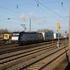 TX Logistik, 185 407 (91 80 6185 407-4 D-DISPO near Hamburg Langenfelde on 21st March 2017 (2)