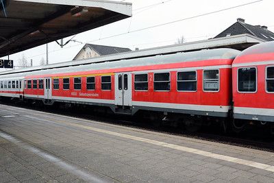 ABnrz, 50 80 31 34 331-4 D-DB at Itzehoe on 20th March 2017