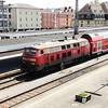 218 438 (92 80 1218 438-0 D-DB) at Lindau HBF on 12th May 2017 (3)