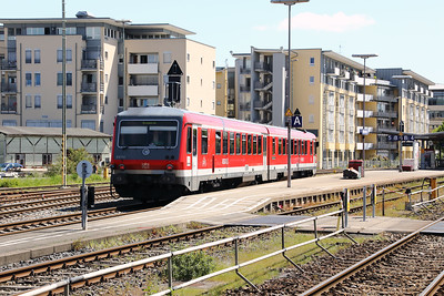 628 902 (95 80 0628 902-8 D-DB) at Friedrichshafen Stadt on 12th May 2017