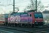SBB Cargo 482-022 Mannheim Hbf. 26 February 2015