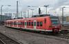 DB 425-127 Saarbrucken Hbf. 26 February 2015