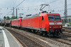 DB 145 037 + 145 002 8th June 2016