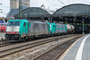 SNCB 2830 + 2825 8th June 2016
