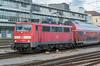 DB 111-197 Regensburg 5 October 2016