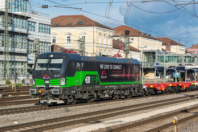 ELL 193-275 Regensburg 5 October 2016