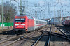 DB 101-044 Bremen Hbf.  20 March 2016