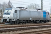 Railpool 185-717 Bremerhaven Lehe 20 March 2016